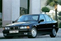 一台运动与安全并存的3系 BMW E36