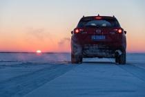 -30°搏击大自然 全新Mazda CX-5游查干湖