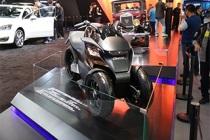 看点不一样的 北京车展上的两轮和三轮
