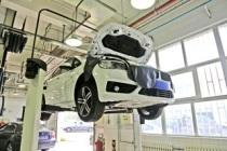 BMW 2系旅行保养体验 高效作业/服务贴心