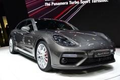 Panamera Sport Turismo日内瓦车展图解