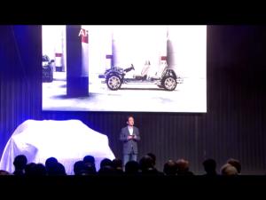 吉利新品牌 四个轮子+智能手机? 好耳熟