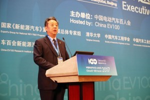 董扬:电动汽车发展进入产业化新阶段