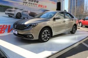 新景逸S50推荐购买CVT尊享型 内外全升级