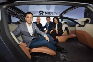 蔚来发布全球最快无人驾驶电动车 2020年在美推无人驾驶纯电