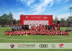 德甲球队因戈尔施塔特二度来华 奥迪CSR战略持续深化