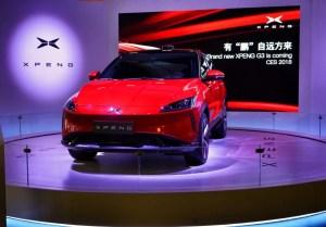 小鹏上市量产车CES全球首发 首创针对亚洲的无人驾驶解决方案