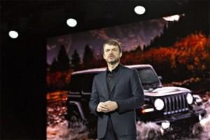 麦明凯出任菲克CEO:Jeep将是支柱 未来更重视中国|汽车产经
