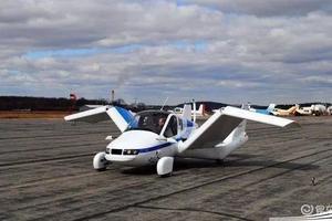 吉利真要上天 第一代飛行汽車接受預定19萬美元起 | 汽車產經