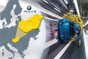 投資10億歐在匈牙利建廠 寶馬重返歐洲有不得已嗎?|汽車產經