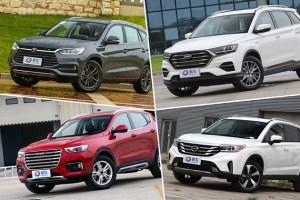 """四款国产紧凑级SUV推荐 新来了一批""""全村的希望"""""""