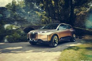 宝马祭出电动车新杀器BMW Vision iNEXT 2021年量产|汽车产经