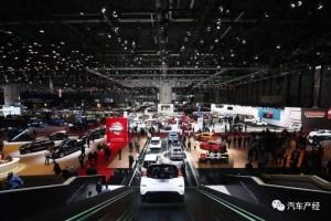 【觀察】電動車占領了日內瓦 但汽車情懷依舊 |汽車產經