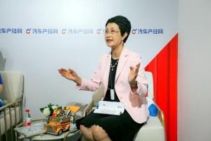 """楊美虹:iX3在沈陽基地投產 寶馬""""在中國為全球""""將真正落地"""