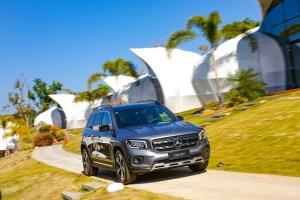 全新奔驰GLB,为SUV之年画上完美句点丨汽车产经
