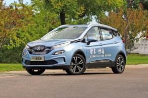 北汽新能源EX3用車成本解析 每公里僅需0.36元
