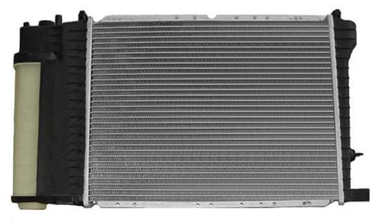 散热器芯部的结构形式主要有管片式和管带式两大类.