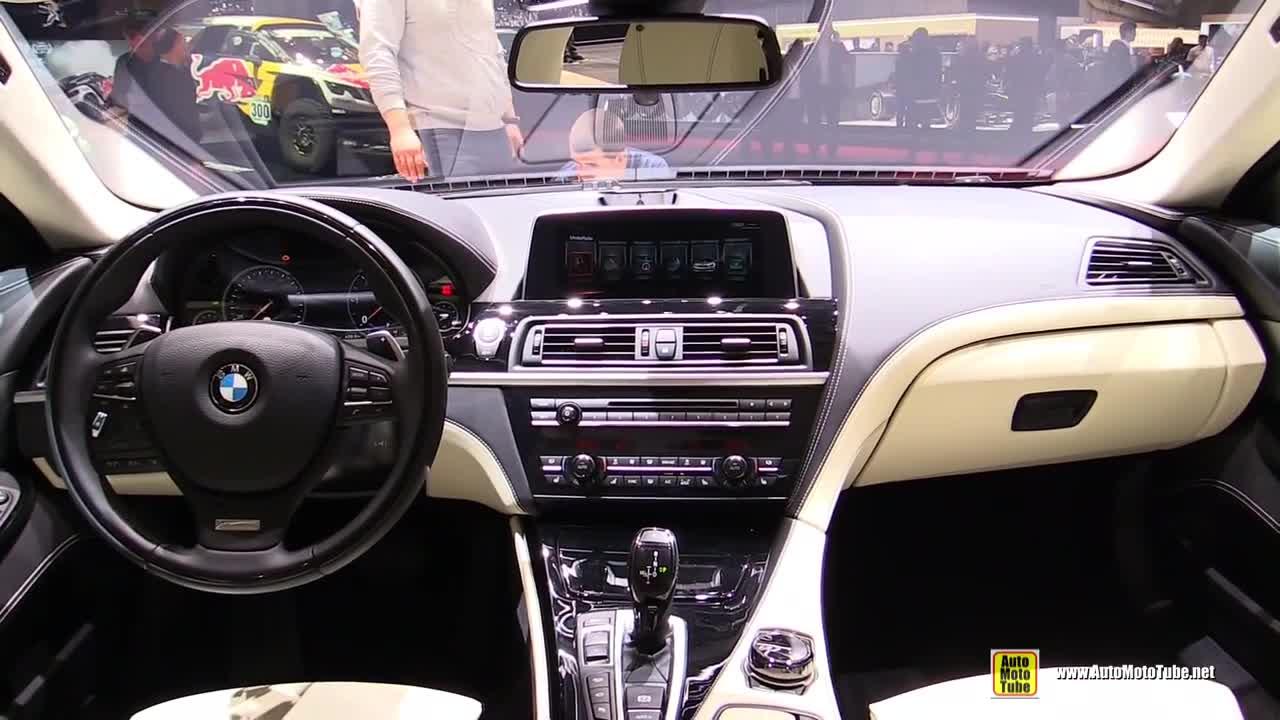 豪华性能猛兽 宝马650i Gran Coupe