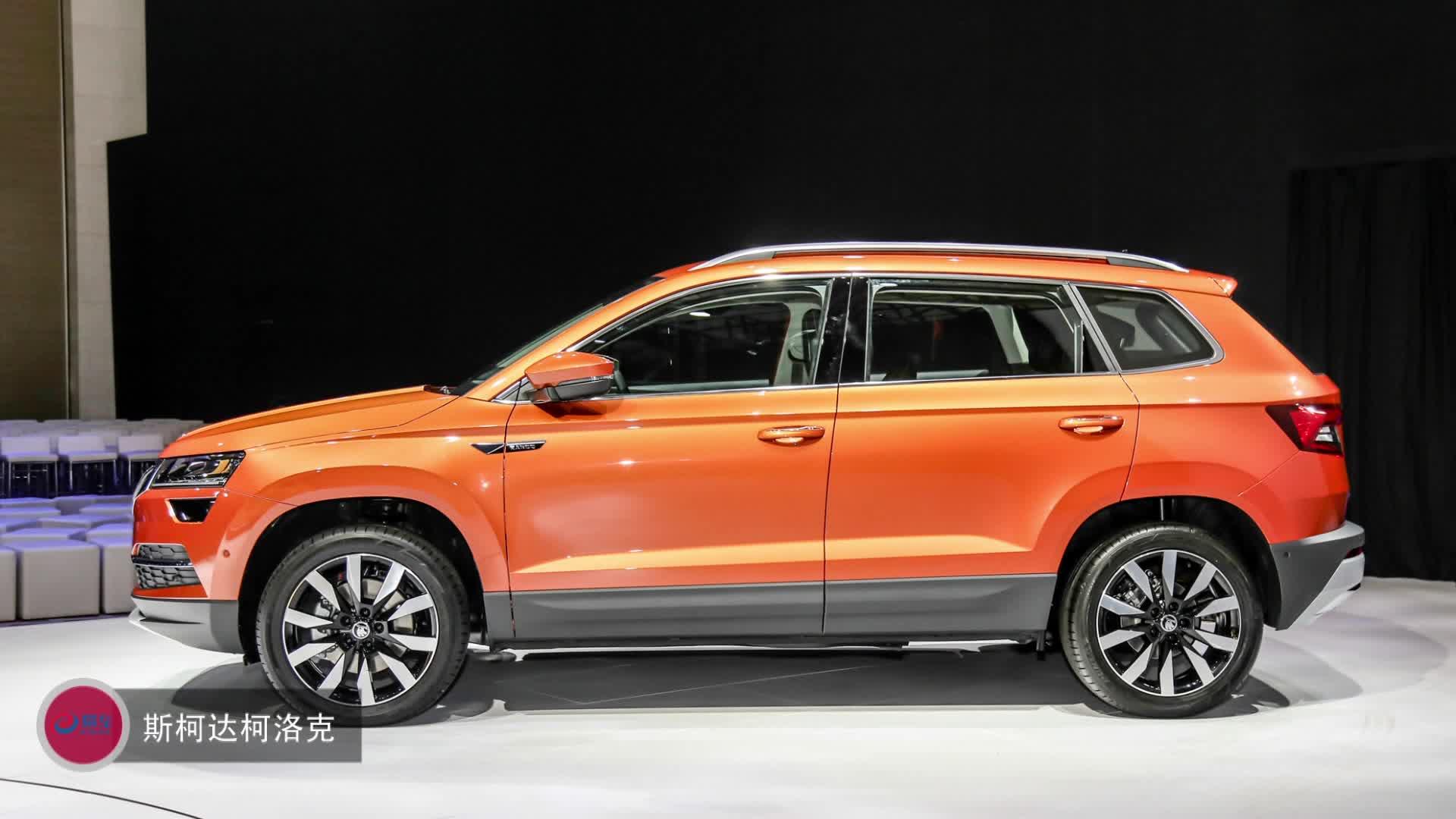 2017广州国际车展SUV