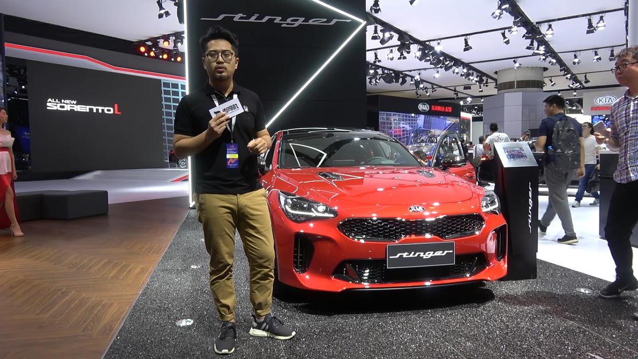 28万元起售的韩系最强轿跑值得入手吗?评起亚斯汀格