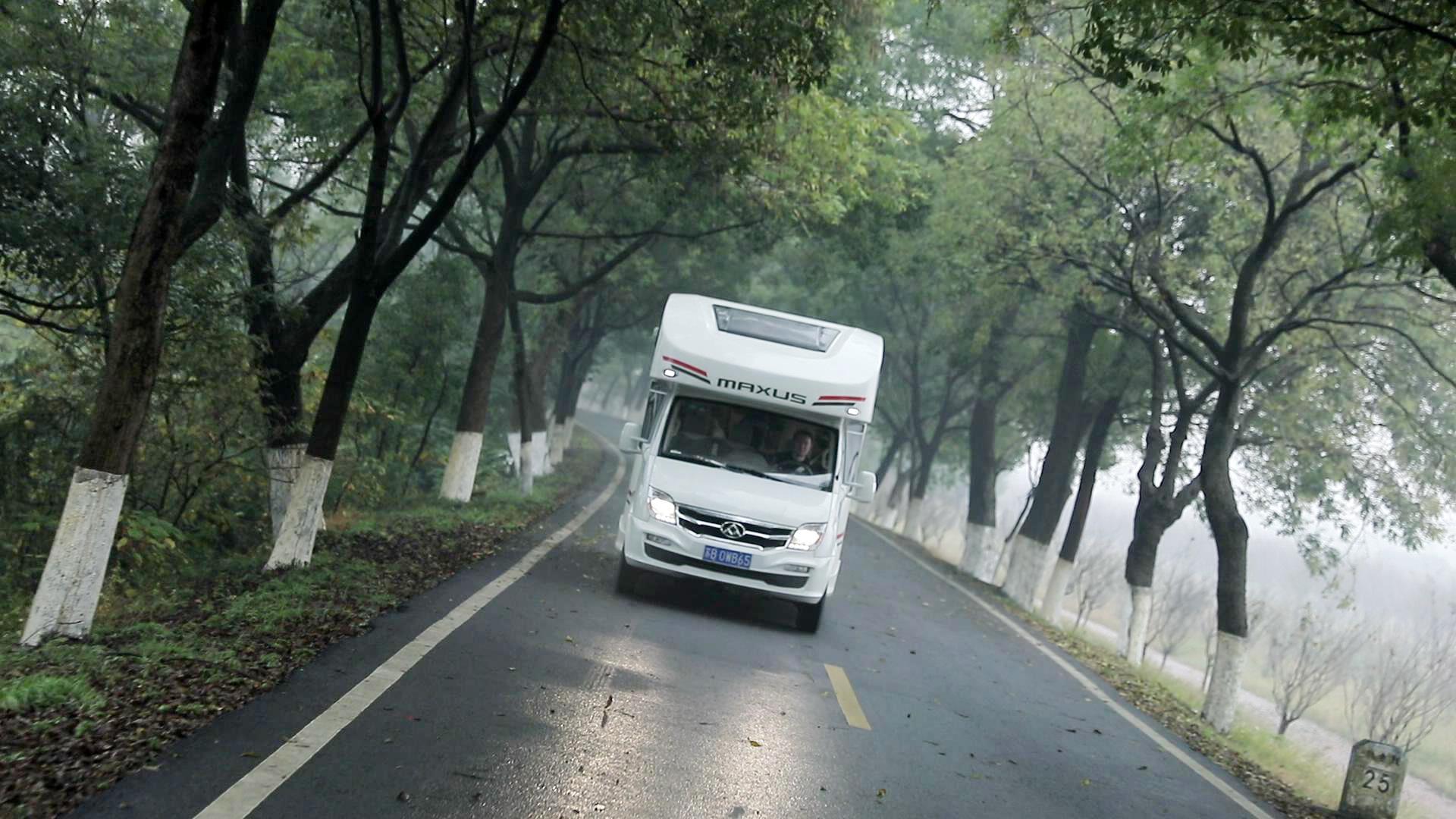 不到40万就能携全家享受想走就走的旅行 聊大通房车