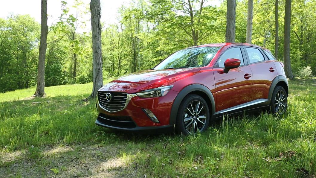 新车60秒之2018款进口马自达CX-3
