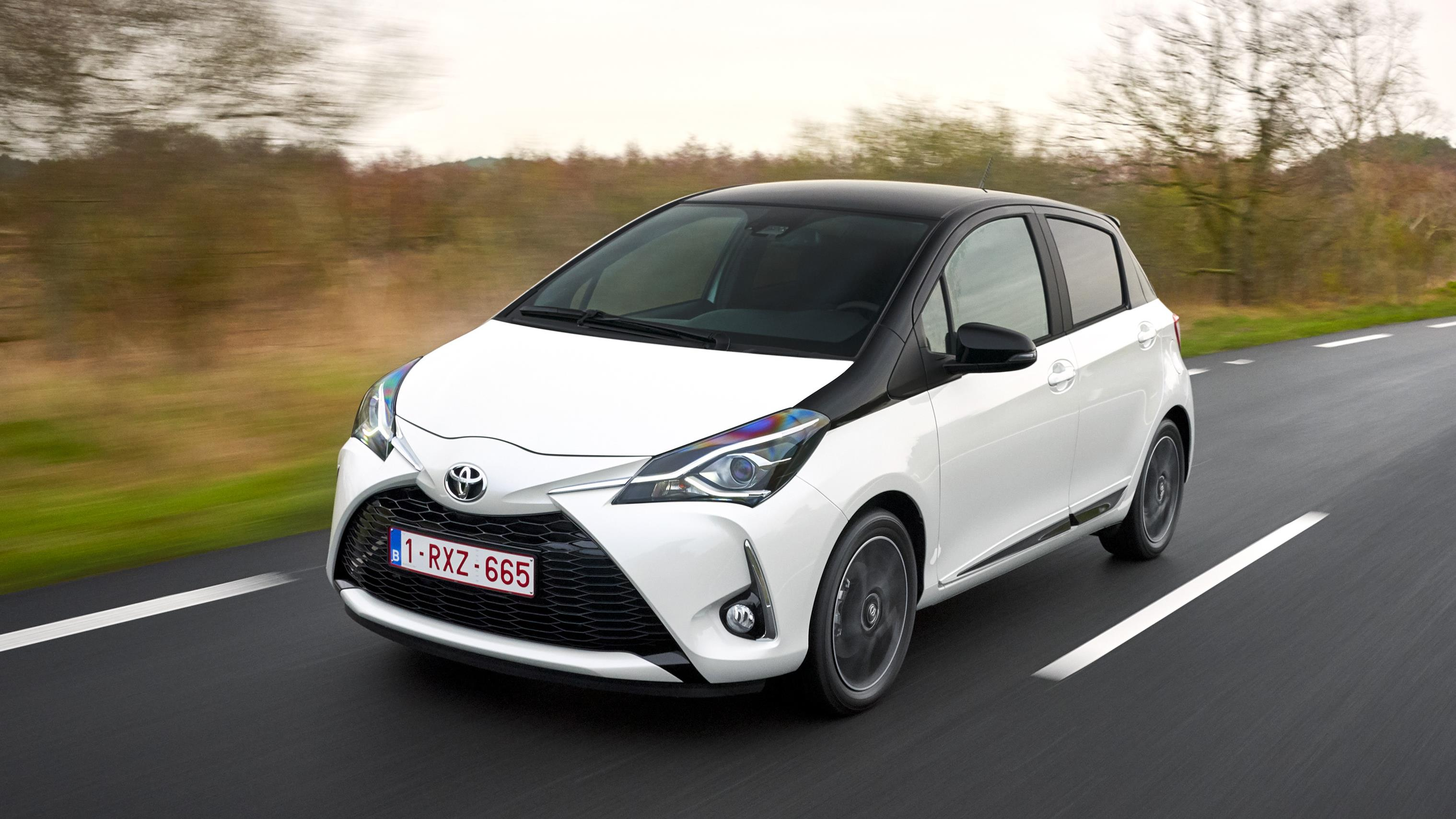 丰田最小的混合动力车 百公里只用3升油