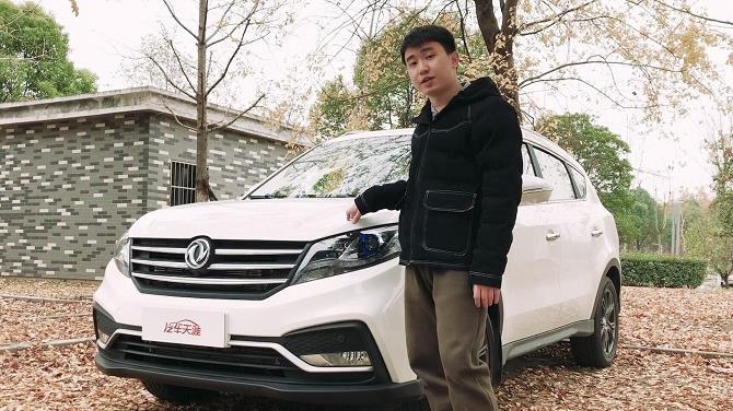 这辆智能互联SUV,7座,CVT变速箱 12万就可以搞定?