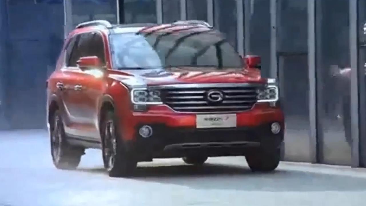 全新国产SUV,继承口碑优点,挑战合资途观L