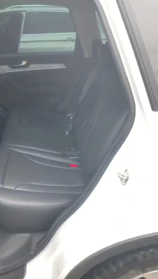 哈弗H6的后备厢空间表现