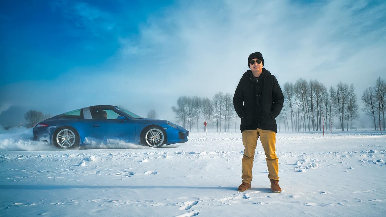 白话汽车:后置后驱的保时捷911在雪地上还能开吗?