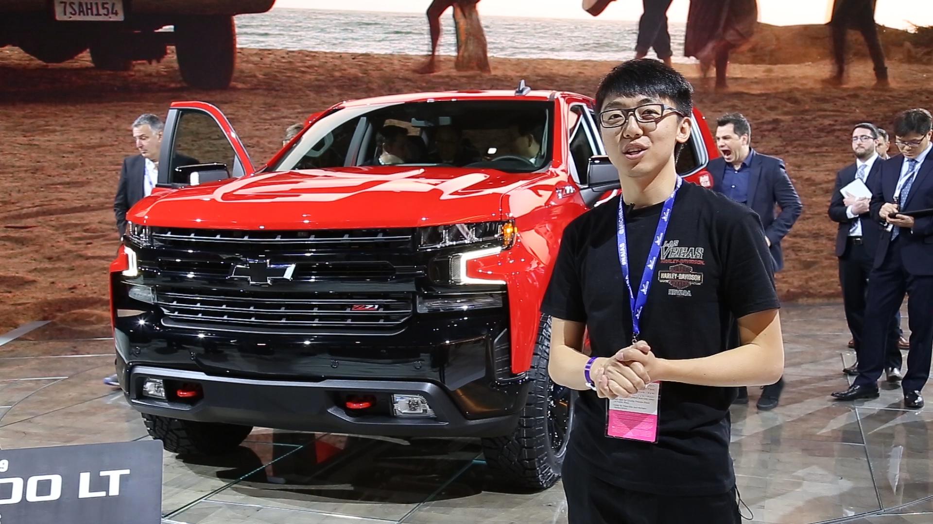 2018北美车展 全新索罗德 更大更长更轻
