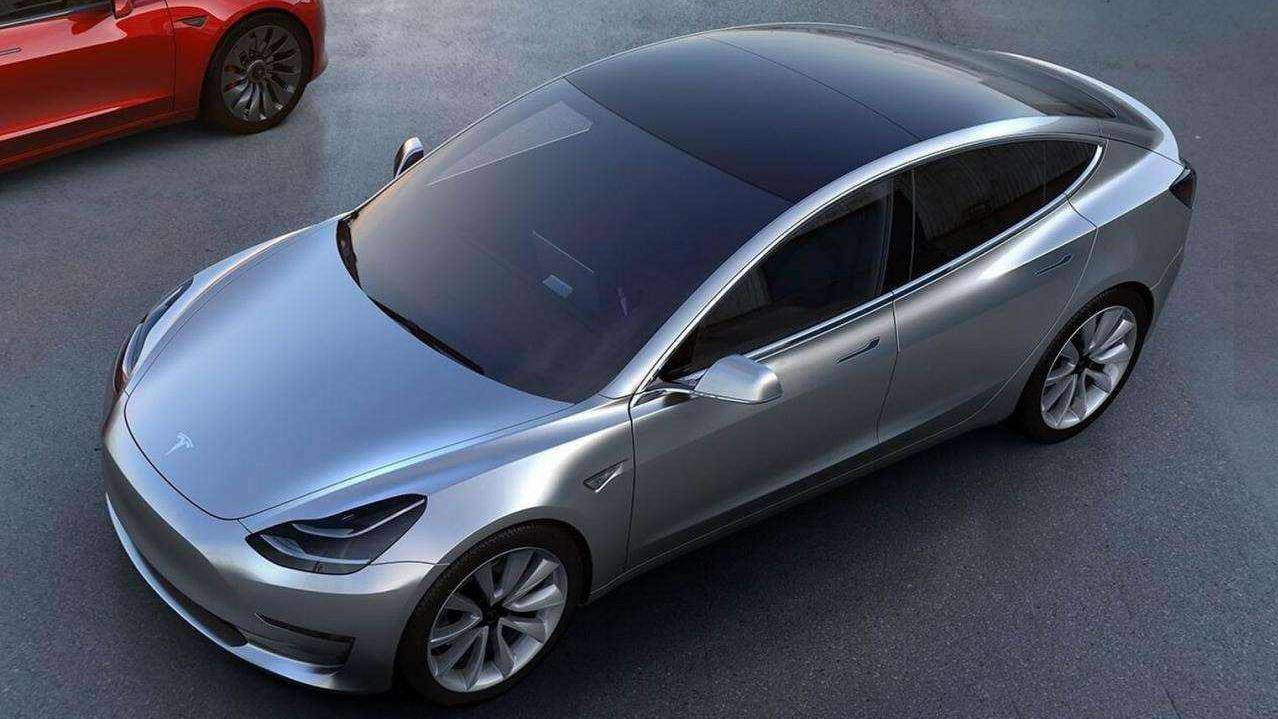 另类测评!为啥新能源汽车特斯拉Model3在国内这么火