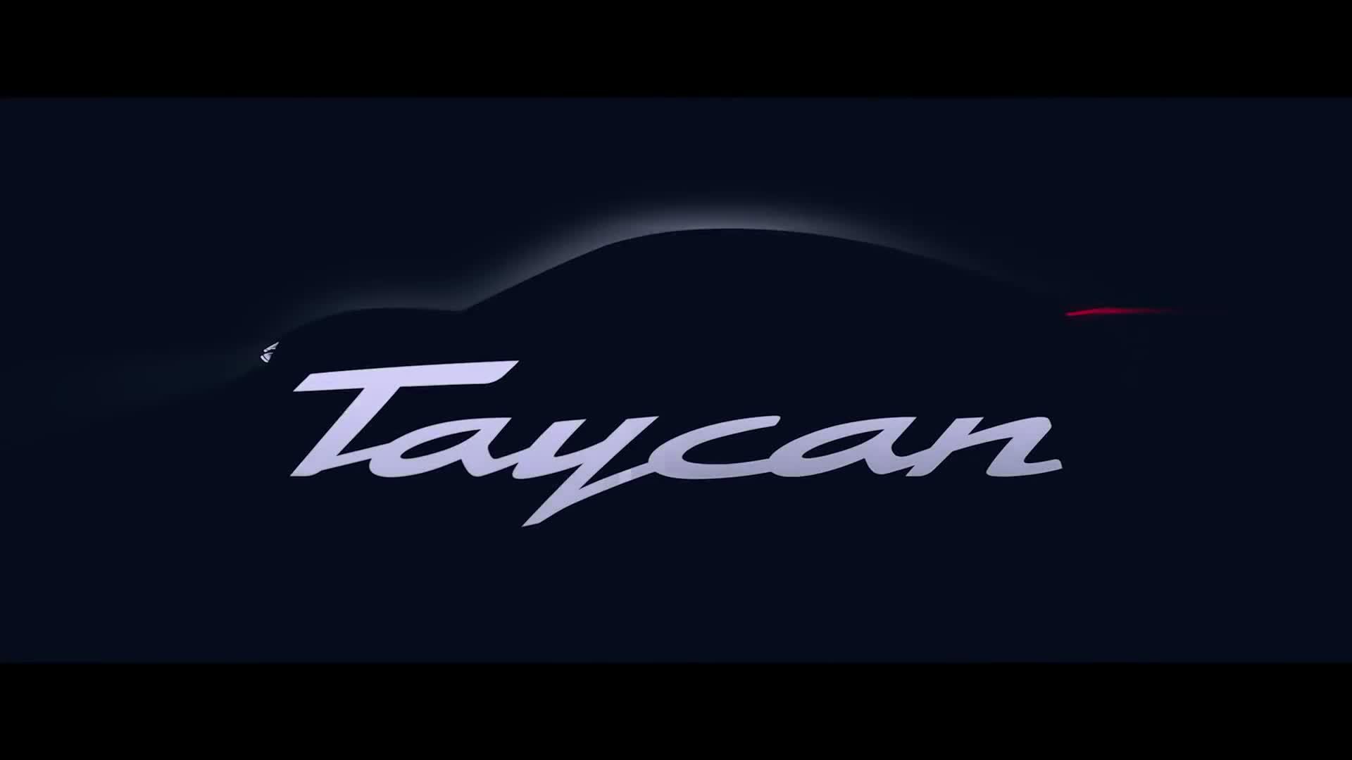 保时捷纯电动跑车——Taycan