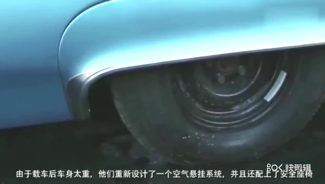 汽车还能这么开!一边泡澡一边狂飙,这还能叫车吗?