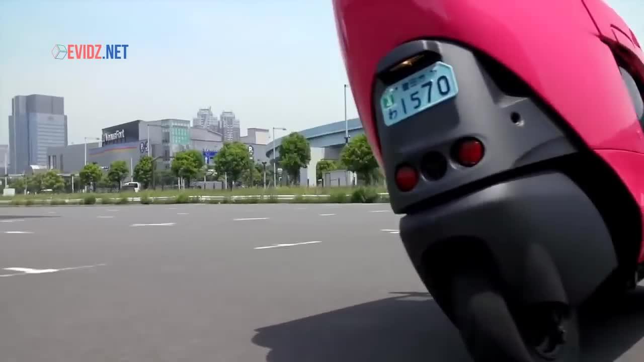 汽车届新萌宠要来了!丰田i-Road电动车于2020年推出