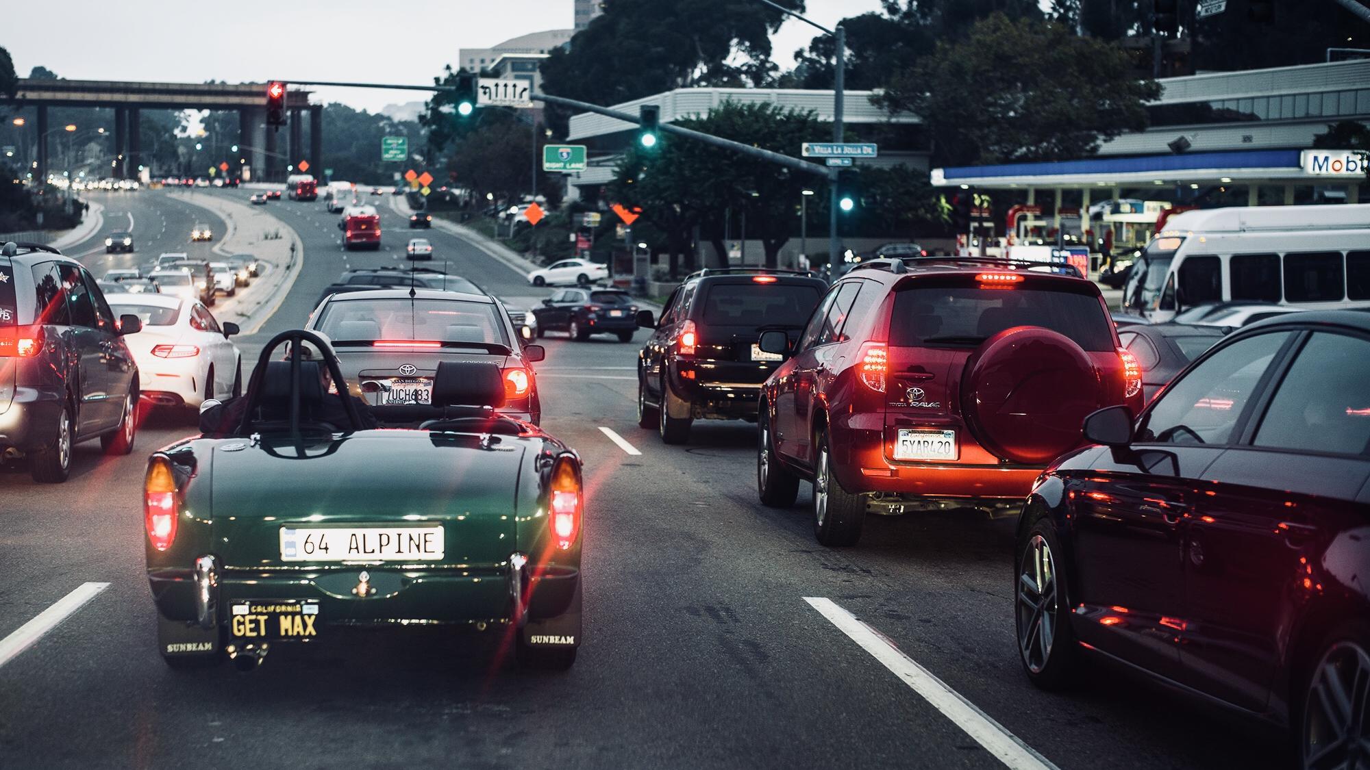 汽车Let's Go:分享一些在美国开车的注意事项