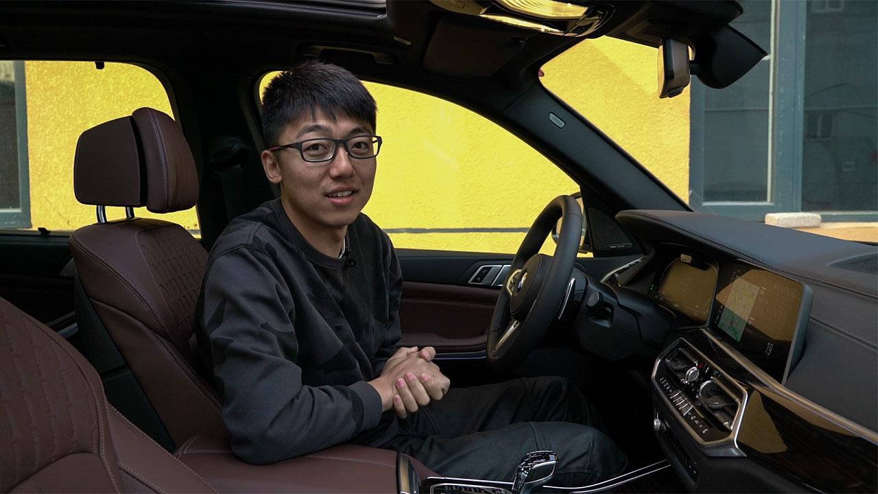 韬客静态体验全新BMW X5 依旧是同级标杆