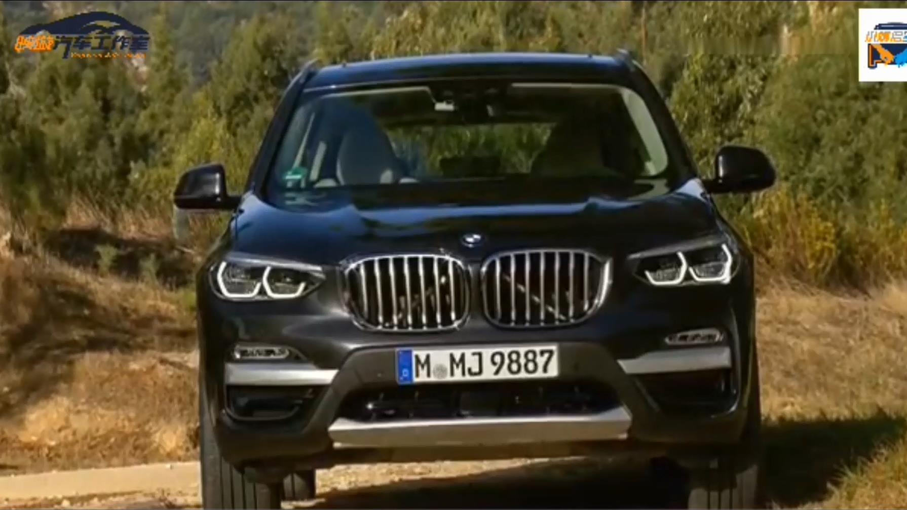 豪华中型SUV的对决,当英菲尼迪QX50杠上宝马