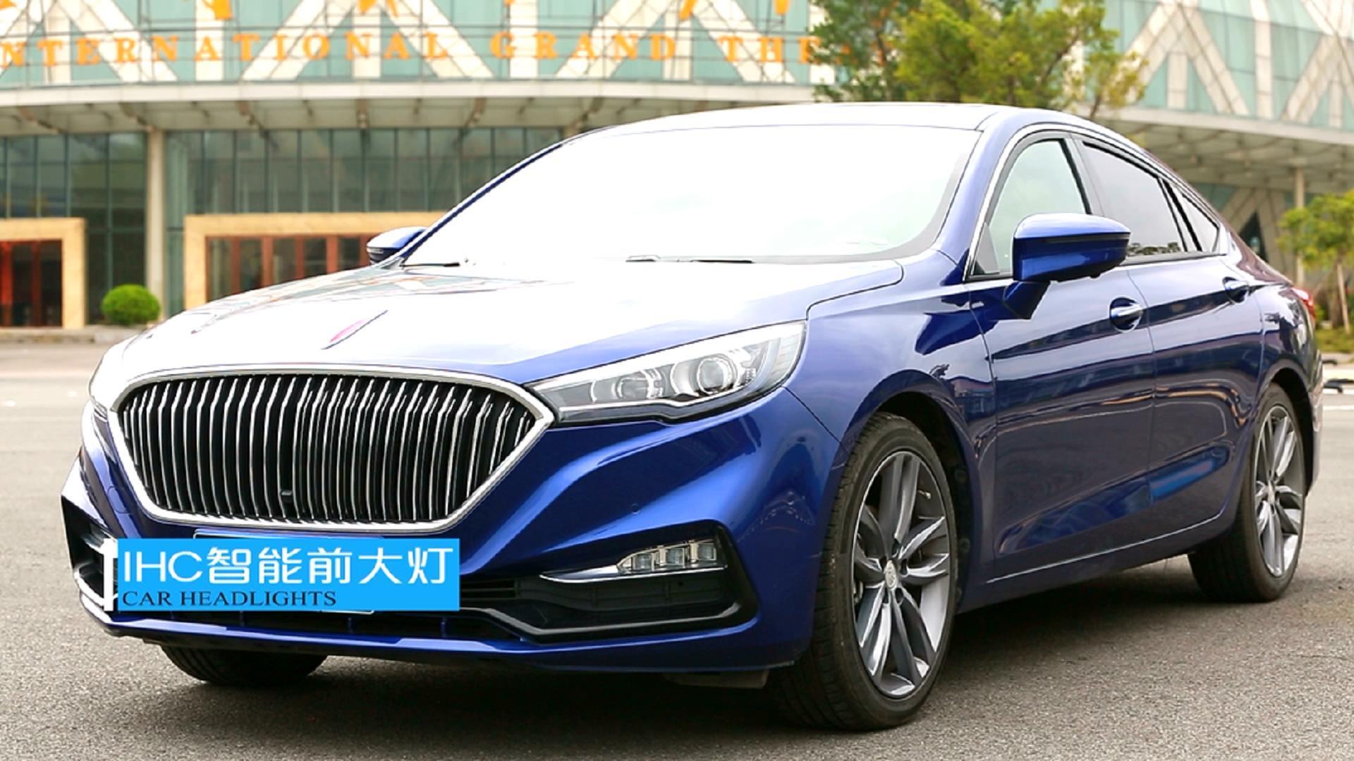 做中国豪华B级轿车的新标杆 红旗H5不一般