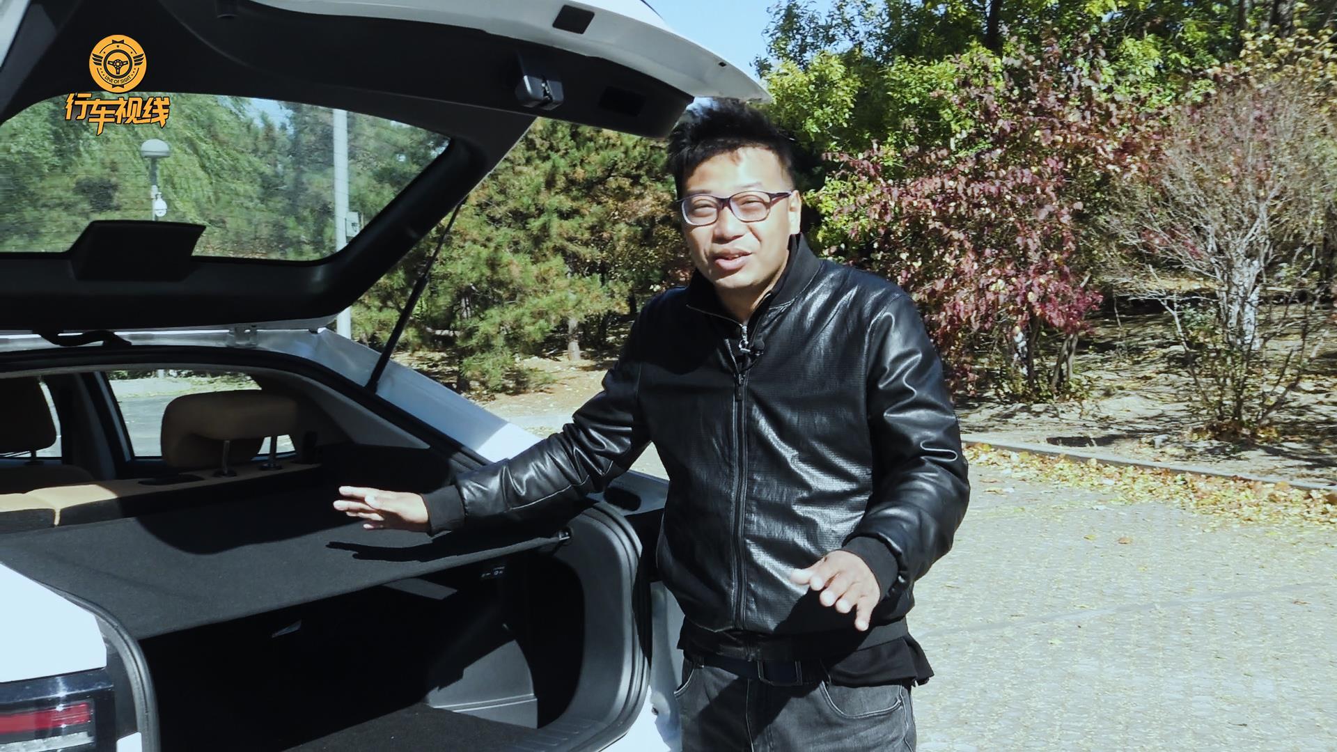 一分钟说车 | 纯电动车欧拉iQ开启了后备箱2.0时代!
