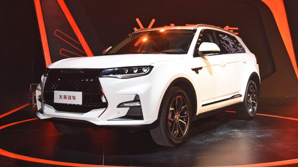 又一款新车即将上市,2.0T最大功率130KW
