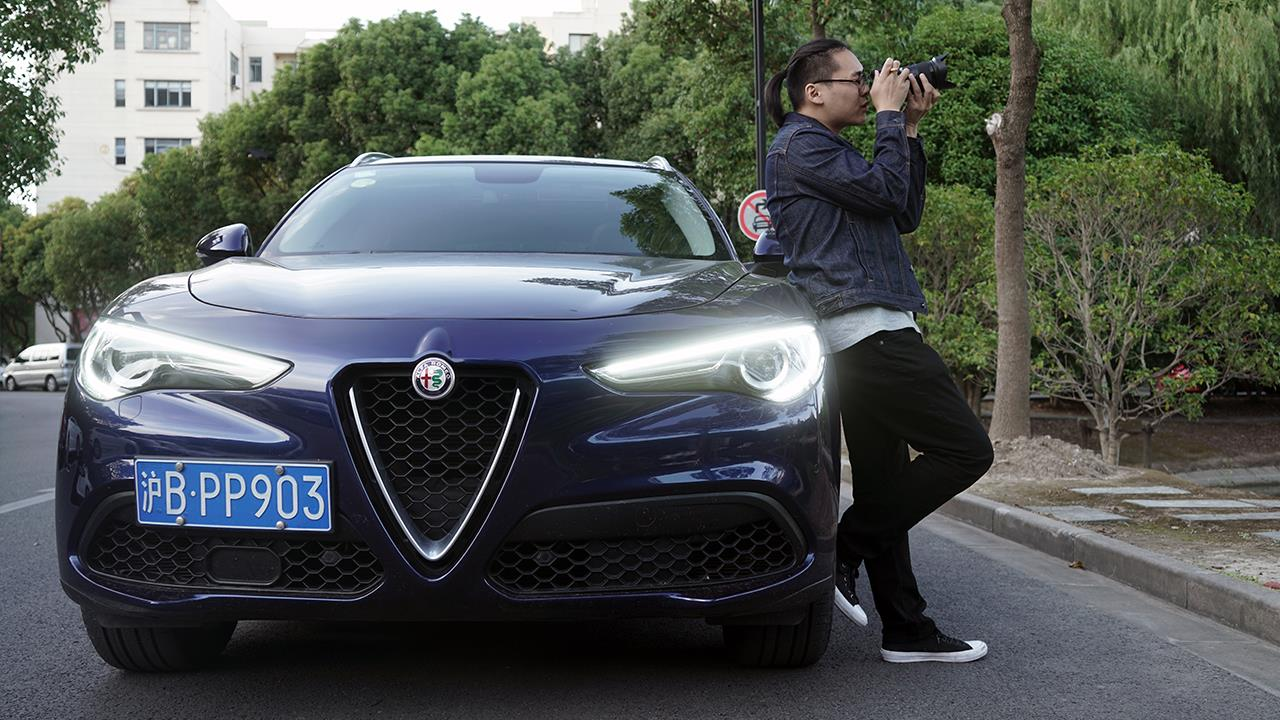 这款意大利纯进口SUV,操控比宝马X3爽,回头率超GLC