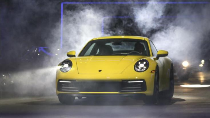 看过了今年洛杉矶车展,我又开始幻想拥有一部911…