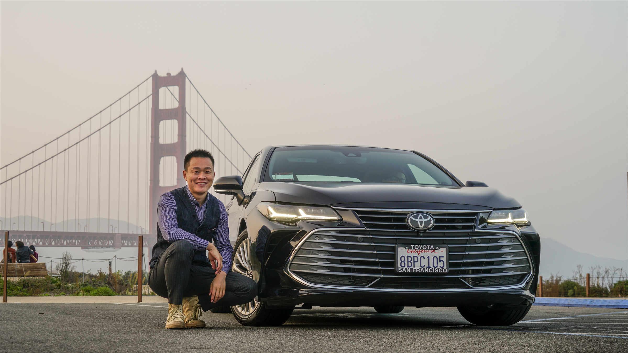 感受旧金山的新旧变化——亚洲龙SF之旅上篇