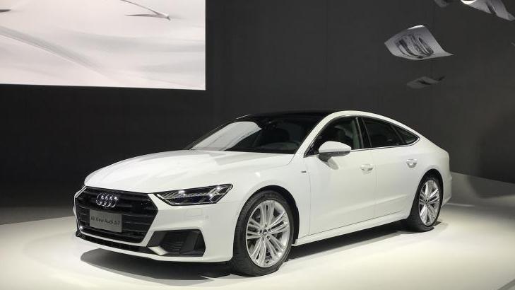 豪华轿跑加量不加价 全新一代奥迪A7售价80.88万起