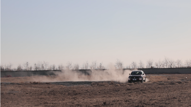 【干驾】一汽-大众探歌和上汽大众途岳 非铺装路面对