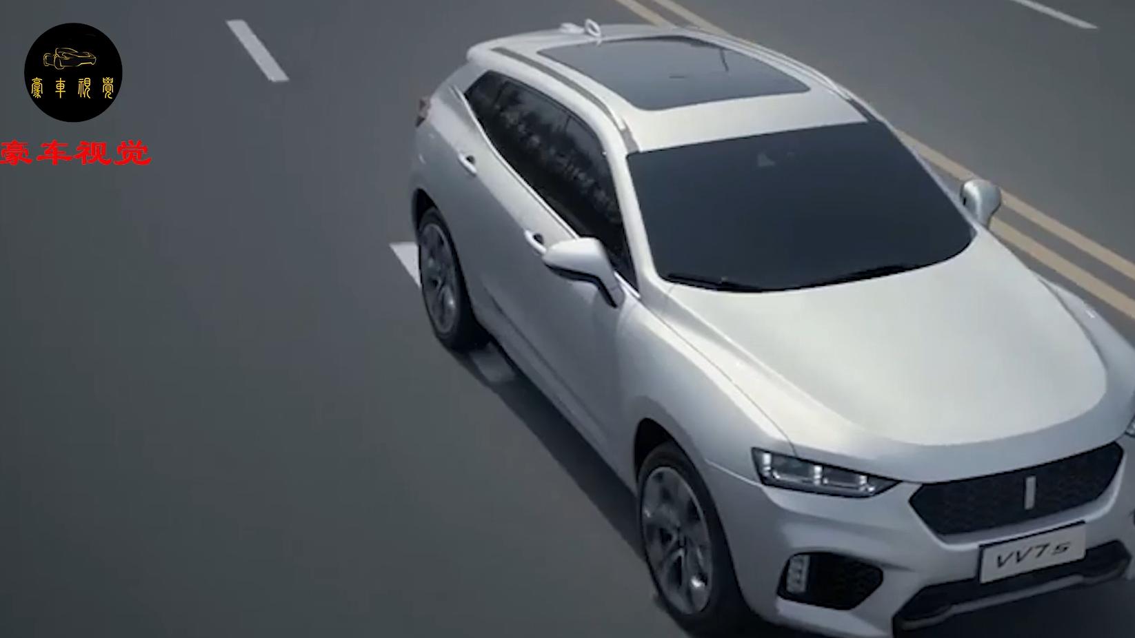 油电豪华SUV,GT版,破百仅需6.5秒,还配2.0T引擎