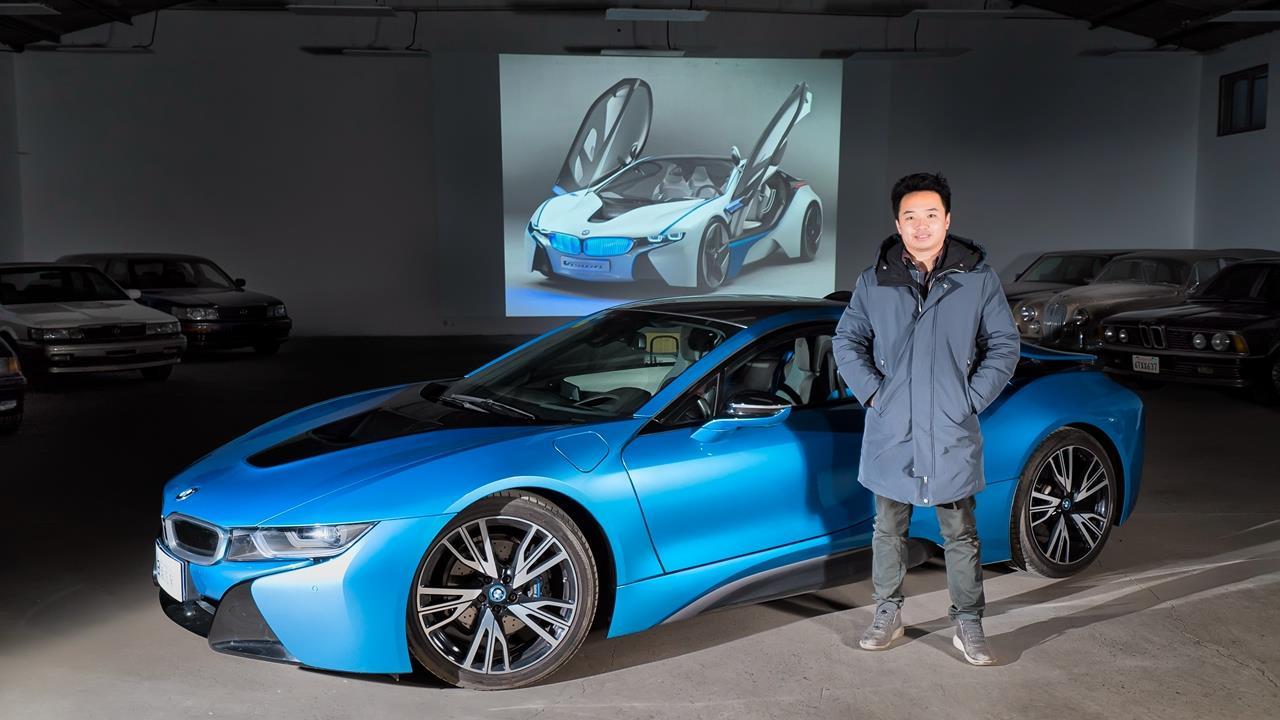 可以开上路的梦幻概念车——宝马i8设计解析