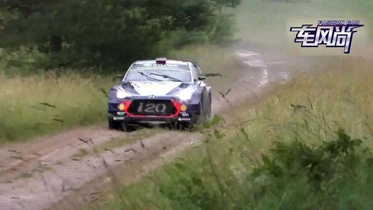 《速度与激情》经典飙车再现?快看WRC拉力赛集锦